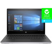 "Laptop HP ProBook 440 G5 (Procesor Intel® Core™ i7-8550U (8M Cache, up to 4.00 GHz), Kaby Lake R, 14"" FHD, 8GB, 256GB SSD, nVidia GeForce 930MX @2GB, FPR, Wireless AC, Win10 Pro, Argintiu)"
