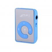 Mini MP3 portabil, acumulator, mini USB, casti incluse