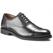 Обувки CLARKS - Coling Boss 261193457 Black Leather