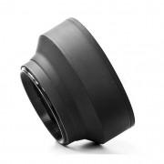 Бленда резиновая (складная, трехпозиционная) 58mm