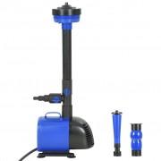vidaXL 110 W-os szökőkút szivattyú 3000 L/h