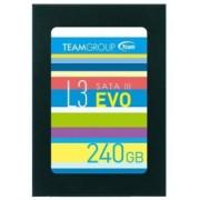 SSD Team Group L3 EVO 240GB SATA III 6.0 GB/s, 2.5 Inch