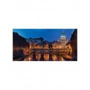 Puzzle 1000 Piezas Roma Panoramico - Clementoni