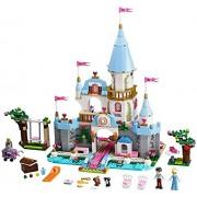 Generic SY325 Building Block Cinderella Romantic Castle Princess Friend Blocks Bricks Girl Model Baby Toys speelgoed