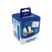 Dymo LabelWriter DY11355 etikett címke 19x51mm fehér eltávolítható