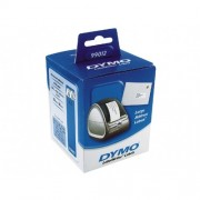 Етикети Dymo LabelWriter DY11355 19x51mm, бяла хартия, подвижна