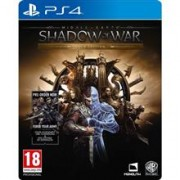 Middle-earth Shadow of War Gold Edition PS4