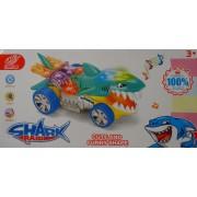 Cápa verda önműködős autó gyerekjáték - No.HD990