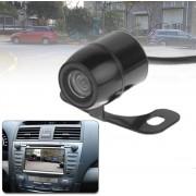 Waterdichte draadloze Butterfly DVD achteruitrijcamera met schaalplaat, ondersteuning geïnstalleerd in Car DVD Navigator of Car Monitor, brede kijkhoek: 170 graden (WX003) (zwart)