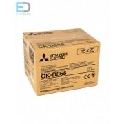 """Mitsubishi CK-D868 Media Set 15 x 20cm ( 6"""" x 8"""" )"""
