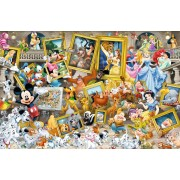 Puzzle Ravensburger - Lumea Disney, 5.000 piese (17432)