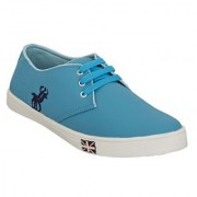 Stylish Step Blue Sneaker