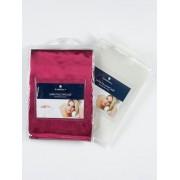 Bambury Satin Pillow Cases - Cream 48x73