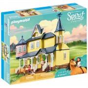 Playmobil DreamWorks Spirit Lucky's Happy Home (9475)