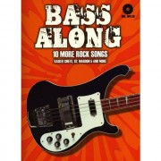 Bosworth Music - 10 More Rock Songs Bass Play-Along (TAB)