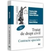 Tratat de drept civil vol.1 Vanzarea. Schimbul. Contracte speciale ed.5 - Francisc Deak