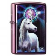Öngyújtó ZIPPO - ANNE STOKES - Egyszarvú - 41689315986