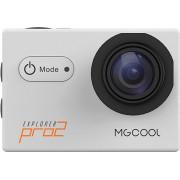 Akciona kamera MGCOOL Explorer Pro 2, 4K, WiFi, Siva