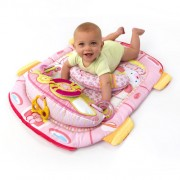 Bright Starts - Pretty In Pink Tummy Cruiser Prop & Play Mat
