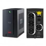 UPS APC BX700U-GR Back-UPS BX line-interactive / aprox.sinusoida 700VA / 390W, 4 conectori Schuko CEE7 (APC)