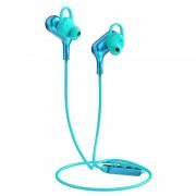 HEADPHONES, Orico P9 Sports, Bluetooth, Microphone, Waterproof, Metal Blue (SOUNDPLUS-P9-BL)