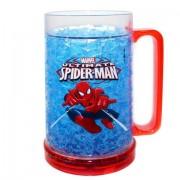 Caneca Gelo Zona Criativa -Spider Man