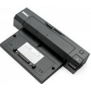 Docking station Port Replicator Dell Advanced E-Port II pentru laptop Dell Latitude E6500 alimentator 130W inclus