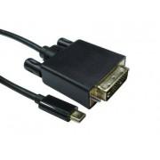 RS PRO Cavo adattatore tipo C , 1 porta DVI