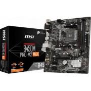 Placa de baza MSI B450M PRO-M2 MAX Socket AM4