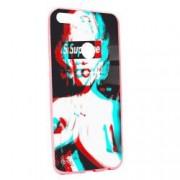 Husa de protectie Supreme Marilyn Monroe pentru OnePlus 5T Silicon P265