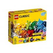 Lego Classic Tijolos e olhos 11003Multicolor- TAMANHO ÚNICO