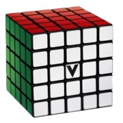 5x5 Versenykocka, egyenes, fekete 00.0004