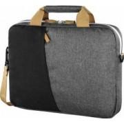 Geanta Laptop Hama Florence 15.6 inch Neagra Gri