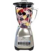 Oster Classic Series Blender PLUS Food Chopper 500 W Food Processor(Silver)
