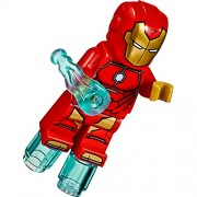 LEGO Minifigure Iron Man With Power Blast
