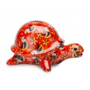 LAMART keramička štedna kasica u obliku kornjače