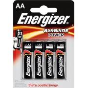 Energizer Baterie alkaiczne ENERGIZER (4 szt) INTELLIGENT AA