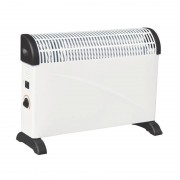Convector electric 2000 W Hausberg, functie Turbo
