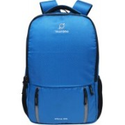 Murano Strom Casual Lightweight 3 Compartment School 33 L Backpack(Blue)