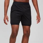 Myprotein MP Essentials Training 7 Inch Shorts - Black - XS