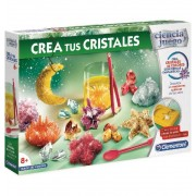 Crea tus Cristales Maletin - Clementoni