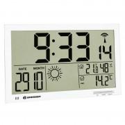 Statie meteo Bresser MyTime Jumbo, ecran digital, termometru, higrometru, alarma