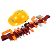 Mini Handy Man Pretend Play Childrens Toy Tool Belt Set, Perfect for your Little Builder