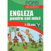 Engleza pentru cei mici and CD audio