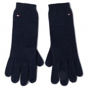 Дамски ръкавици TOMMY HILFIGER - Flag Knit Gloves AW0AW07197 CJM