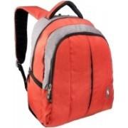 American Tourister Cyber C2L Laptop Backpack(Orange)