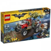 Конструктор ЛЕГО Батман - Килър Крок - опашата кола - LEGO Batman Movie, 70907