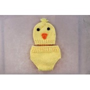 BABYKK Baby Photography Clothing Chicken Baby Full Moon 100 Days Photo Costumes Studio Children Photography Props Clothing Chicken 0-1 years