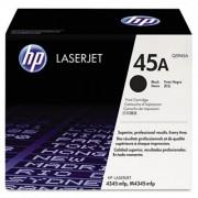 Консуматив HP 4345mfp Black