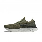 Nike Scarpa da running Nike Epic React Flyknit - Uomo - Khaki